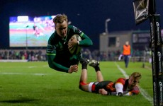 Porch on the double as Connacht power past Southern Kings