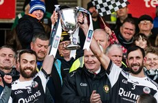 Kilcoo crowned Ulster champions for first time after thrilling win over Naomh Conaill