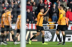 Two goals in four days as Matt Doherty equaliser earns Wolves a point