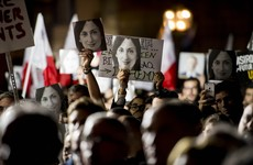 MPs back Malta Prime Minister to keep job despite protests over murder probe