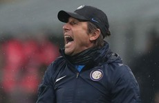 Conte proud of Inter's journey to top spot in Serie A