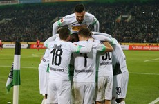 Gladbach reclaim top spot in Bundesliga with win over Freiburg