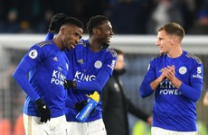 'Call me Mr VAR' - Iheanacho delighted after winning game for Leicester