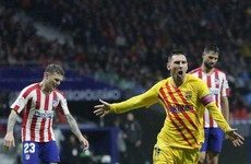Messi strikes late to seal valuable Barca victory at Atletico
