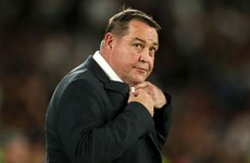 Steve Hansen confirms move to Japanese outfit