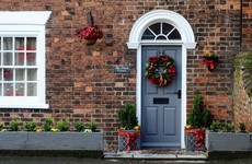 6 festive ways to bring Christmas cheer to your front door this season