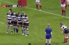 Ireland's Caplice and Murphy score as BaaBaas roll out 'The Wall' against Wales