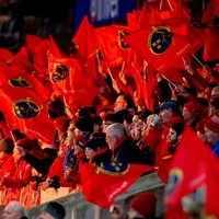 Munster install additional seating in Thomond Park for massive Saracens clash