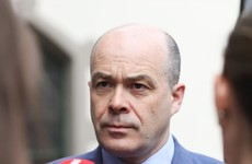 Naughten says he's made no decision on how he will vote in motion of no confidence in Murphy