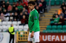 Ireland U19 international signs first professional contract with Norwich
