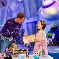 Around 1.35 million watched the Late Late Toy Show on Friday