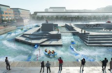 A 'bit of a joke' or a 'big idea for the city'? Councillors defend decision to back Dublin's white-water rafting attraction