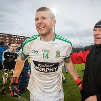 Kildare legend Sweeney takes charge of his club after knee injury ends playing days