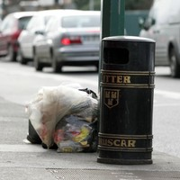 Dublin council removes 48 street bins to deter illegal dumping
