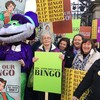 'Hands off our balls': Bingo players protest Dail over changes to winnings