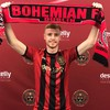 Bohemians snap up the former Liverpool youth star as spell with St Pat's ends