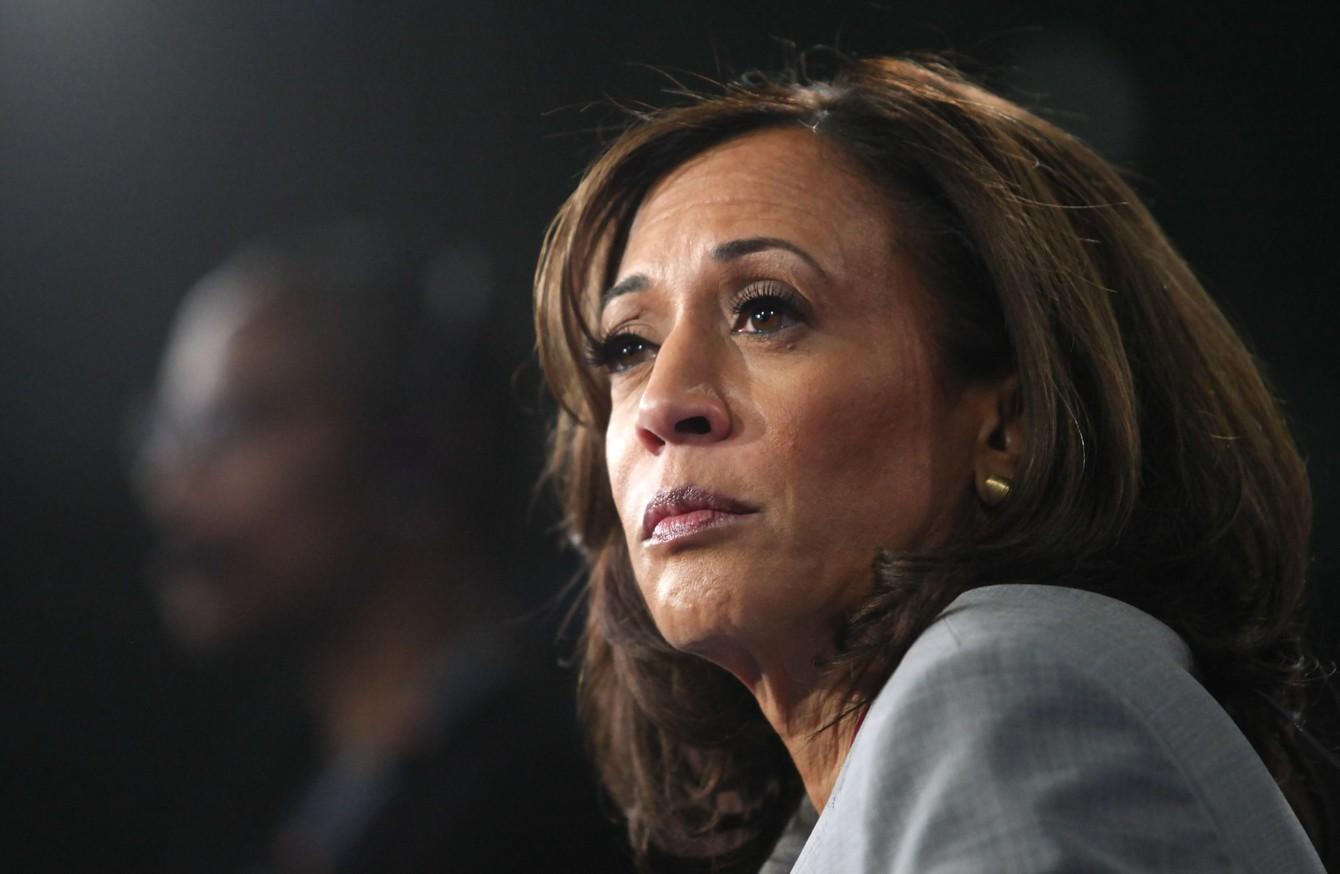 Us Senator Kamala Harris Bows Out Of Race For Democratic Presidential Nomination