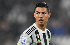 'Real Madrid decided that Cristiano should not win the Ballon d'Or' - Chiellini