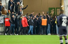 Ligue 1 match halted for more than 25 minutes amid protests