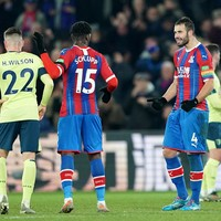 James McCarthy features as 10-man Crystal Palace move up to fifth with win