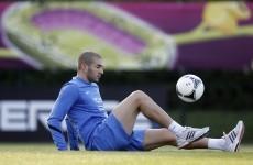 Euro 2012 Group D preview: Sweden v France