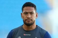 Israel Folau and Rugby Australia settle legal dispute