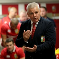Gatland's Lions to face Super Rugby sides and South Africa 'A' in 2021