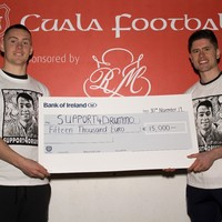 Con O'Callaghan's auctioned All-Ireland final jersey raises €15k for seriously-injured clubmate