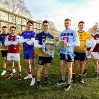 Here are the draws for the 2020 Fitzgibbon and Sigerson Cup competitions