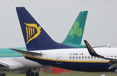 Multiple Aer Lingus and Ryanair flights from Ireland cancelled today due to major strike in France