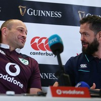 Best hopes 'hilarious' Farrell doesn't lose element of fun as he steps into Schmidt's shoes
