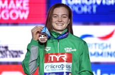 European bronze for McSharry as Sligo 19-year-old clocks new Irish senior record