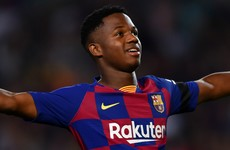 Barca starlet signs new deal with impending €400 million release clause
