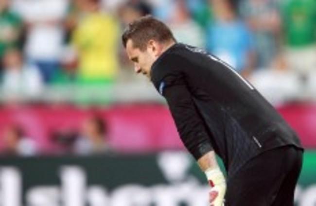 As it happened: Ireland v Italy, Euro 2012
