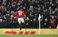 Unhappy return for Mourinho, as Rashford double downs Tottenham