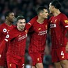 Liverpool put 5 past Everton and go 32 Premier League games unbeaten