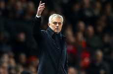 Man United find it easier against teams who want to take initiative – Mourinho