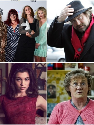 Here are some of the TV highlights this festive season