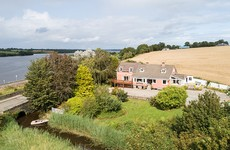 Riverside living for €575k in this light-filled Wexford lodge