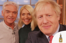 Boris Johnson appears on ITV's This Morning despite ongoing row over BBC interview