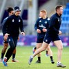 Cullen keen to see Leinster impose attack on Saints