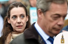 Nigel Farage and Annunziata Rees-Mogg in war of words over MEPs quitting Brexit Party