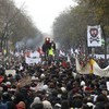 France braced for second day of disruptions amid strikes over pension reforms
