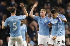 Man City flex financial muscle to leave United lagging behind