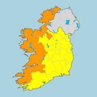 Storm alert: Gusts of up to 130km expected in west as Status Orange warning issued