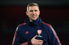 Adams hits out over Mertesacker's decision to leave Arsenal academy role