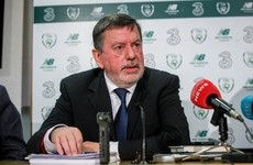 FAI president Conway to step down at EGM in January