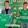 Cork City announce double defensive signing