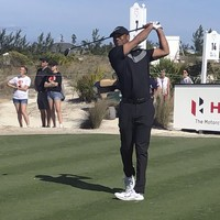 Woods just two off the lead heading into final round in Bahamas