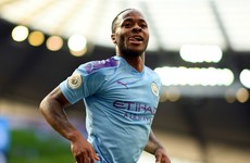 'I wasn't living the way I should,' admits Sterling